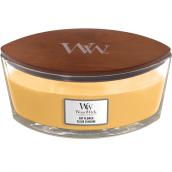 WoodWick Oat Flower Ellipse Hearthwick Jar Candle