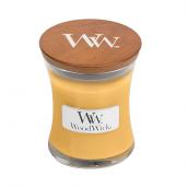 WoodWick Oat Flower Mini Jar Candle