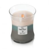 WoodWick Ocean Breeze Medium Jar Candle