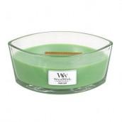 WoodWick Palm Leaf Ellipse Hearthwick Jar Candle