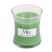 WoodWick Palm Leaf Mini Jar Candle