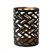 WoodWick Petite Candle Holder Herringbone