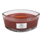 WoodWick Redwood Ellipse Hearthwick Jar Candle