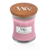 WoodWick Rose Mini Jar Candle