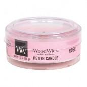 WoodWick Rose Petite Candle