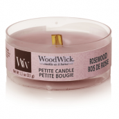 WoodWick Rosewood Petite Candle