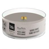 WoodWick Sacred Smoke Petite Candle