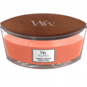 WoodWick Tamarind & Stonefruit Ellipse Hearthwick Jar Candle