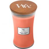 WoodWick Tamarind & Stonefruit Large Jar Candle