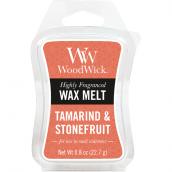 WoodWick Tamarind & Stonefruit Wax Melt