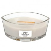 WoodWick Warm Wool Ellipse Hearthwick Jar Candle