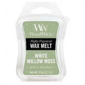 WoodWick White Willow Moss Wax Melt