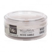WoodWick Wood Smoke Petite Candle