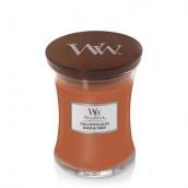 WoodWick Chilli Pepper Gelato Medium Jar Candle
