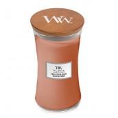 WoodWick Chilli Pepper Gelato Large Jar Candle