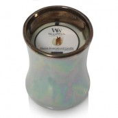 WoodWick Floral Night Collection Fig Leaf & Tuberose Mini Hour Glass Candle
