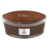 WoodWick Humidor Ellipse Hearthwick Jar Candle