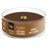 WoodWick Humidor Petite Candle
