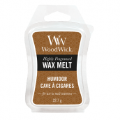 WoodWick Humidor Wax Melt