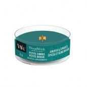 WoodWick Juniper & Spruce Petite Candle