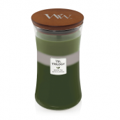 WoodWick Mountain Trail Large Jar Candle
