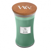 WoodWick Sage & Myrrh Large Jar Candle