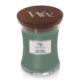 WoodWick Sage & Myrrh Medium Jar Candle