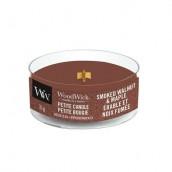 WoodWick Smoked Walnut & Maple Petite Candle