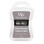 WoodWick Sueded Sandalwood Wax Melt