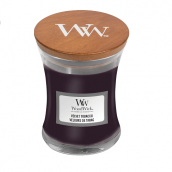 WoodWick Velvet Tobacco Mini Jar Candle