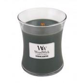 WoodWick Evening Bonfire Medium Jar Candle