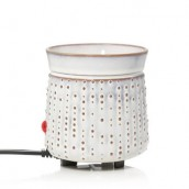 Yankee Candle Addison Electric Melt Warmer - Ceramic Dot