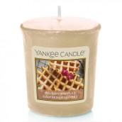 Yankee Candle Belgian Waffles Geurkaars Votive Sampler
