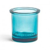 Yankee Candle Belmont Votive Holder - Sandblasted on Glass