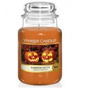Yankee Candle Pumpkin Patch 2020 Large Jar