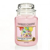 Yankee Candle Rainbow Shake Large Jar Candle
