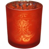 Yankee Candle Warm Glow Votive Holder Orange