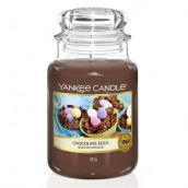 Yankee Candle Chocolate Eggs Large Jar Candle