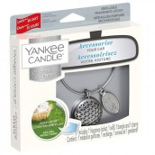 Yankee Candle Clean Cotton Charming Scents Starter Kit Geometric
