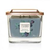 Yankee Candle Dark Berries Medium Vessel Candle