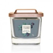 Yankee Candle Dark Berries Small Vessel Candle