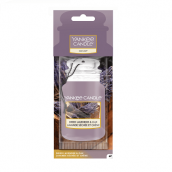 Yankee Candle Dried Lavender & Oak Car Jar