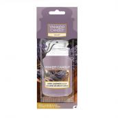 Yankee Candle Dried Lavender & Oak Car Jar