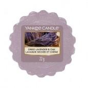 Yankee Candle Dried Lavender & Oak Wax Tart