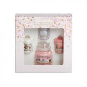 Yankee Candle Everyday 1 Small Jar Candle and 3 Votive Candle Gift Set