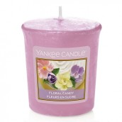 Yankee Candle Floral Candy Geurkaars Votive Sampler