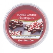 Yankee Candle Frosty Gingerbread Scenterpiece Melt Cup