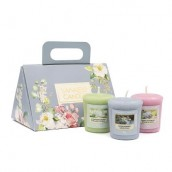Yankee Candle Garden Hideaway 3 Votives Gift Set