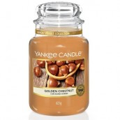 Yankee Candle Golden Chestnut Geurkaars Large Jar Candle
