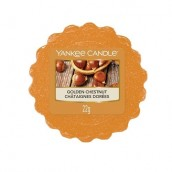 Yankee Candle Golden Chestnut Wax Tart
